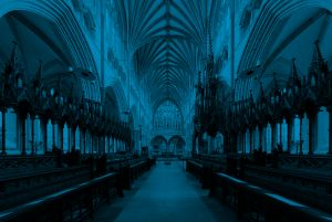 Link to Ceiling is believing -- the 'Cathedral' effect