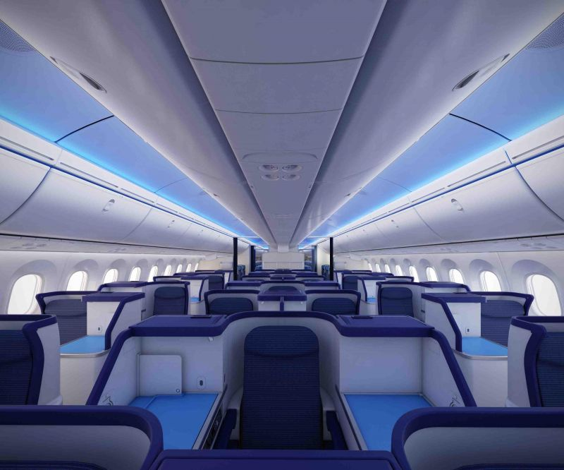 Airplane Interiors Decoration Ideas Cheap Cool At Airplane Interiors Home Improvement