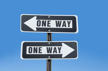 One Way Both Ways